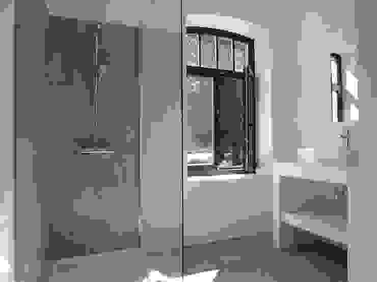 Project met  Cor-bo:  Badkamer door De Plankerij BVBA, Landelijk