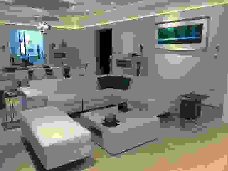 Portfolio CPD Sound & Vision 现代客厅設計點子、靈感 & 圖片