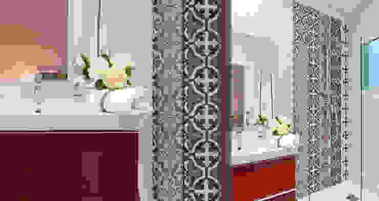 Detalle baño Pinar Miró S.L. Baños de estilo moderno