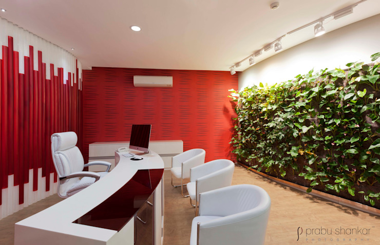 Prabu Shankar Photography Modern style study/office