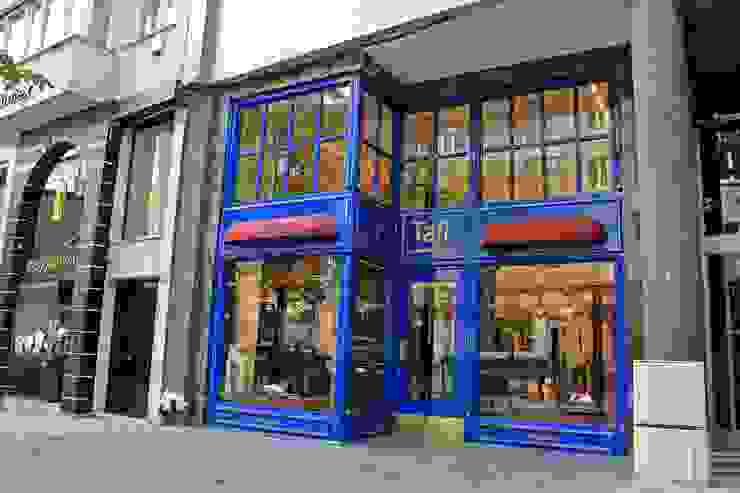 Taji Gentlemen's Clothier - Abdi İpekçi Caddesi / Nişantaşı / İSTANBUL Siyah Sekiz Tasarım ve Mimarlık Klasik