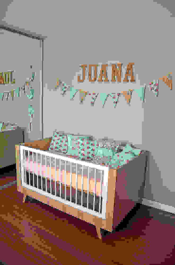RÜM Proyectos y Diseño Nursery/kid's roomBeds & cribs