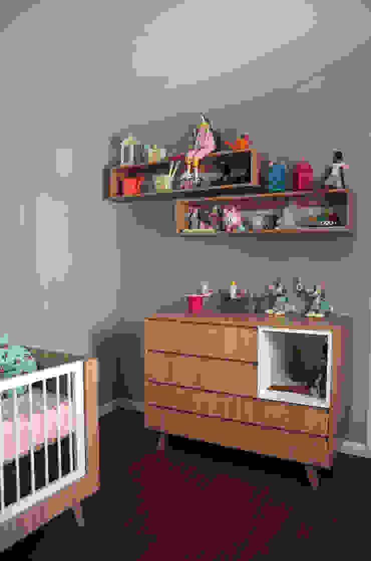 RÜM Proyectos y Diseño Nursery/kid's roomWardrobes & closets
