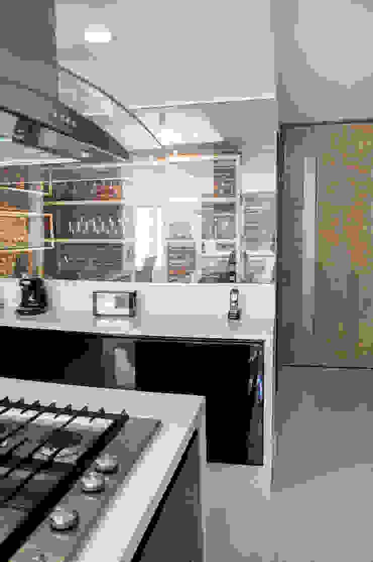Cocina Cocinas de estilo moderno de KDF Arquitectura Moderno