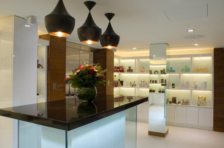 My Project 2 Modern offices & stores by lifestyle Interio Modern