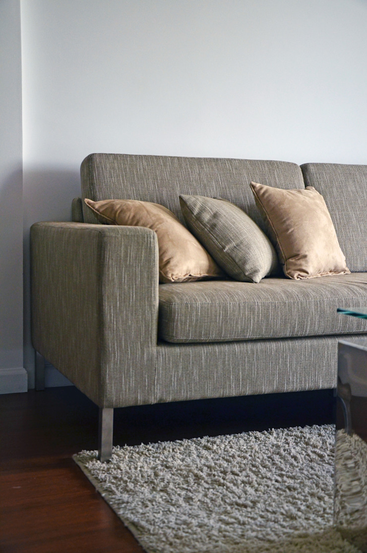 RÜM Proyectos y Diseño Living roomSofas & armchairs