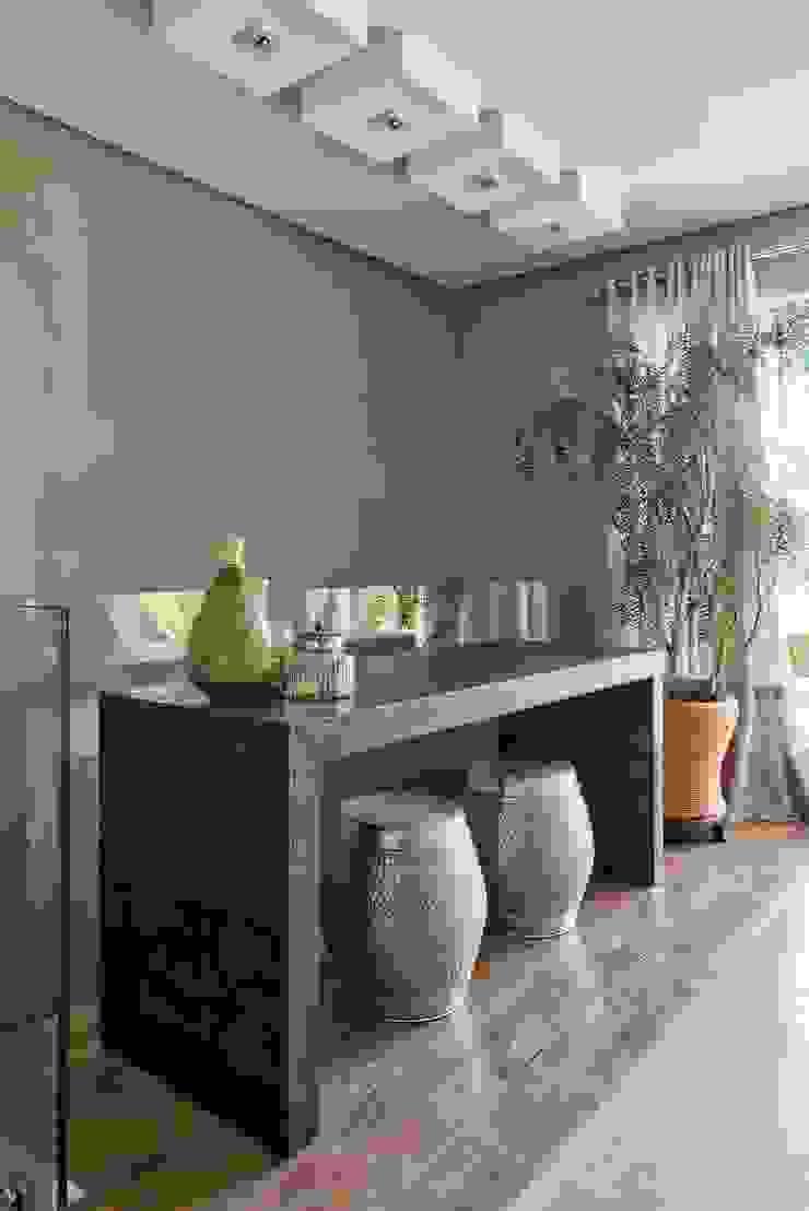 Reforma de personalidade Salas de jantar ecléticas por Olesko & Lorusso Arquitetura e Interiores Eclético