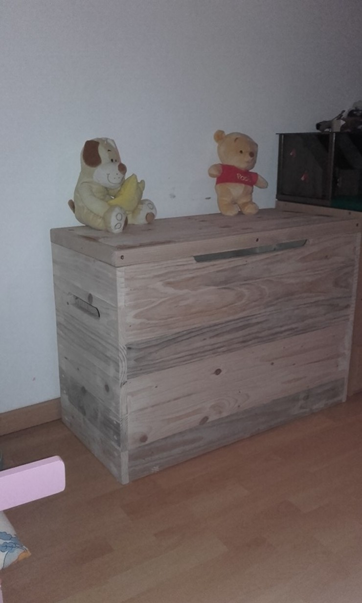 Palcreassion Habitaciones infantilesAlmacenamiento Madera Acabado en madera