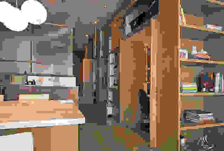 by MEMA Arquitectos Modern