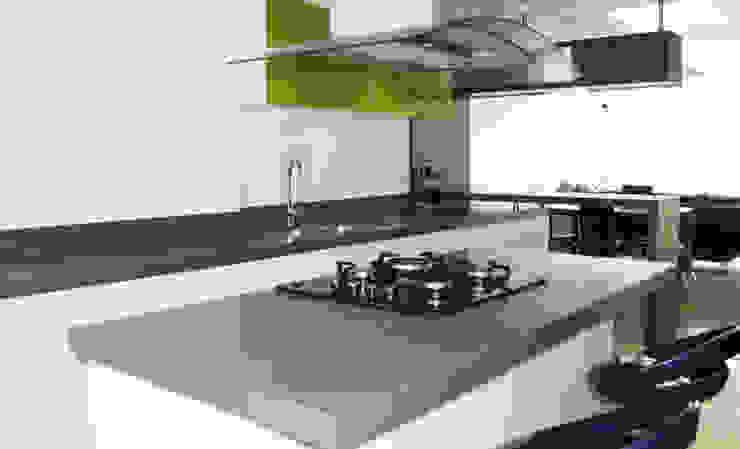 APARTAMENTO NOVARK Cocinas modernas de ESTUDIO DUSSAN Moderno