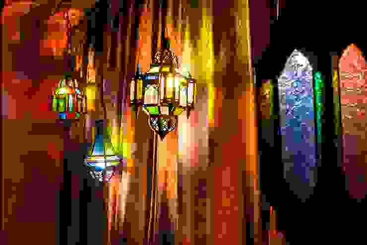 シンプル、シャビー、モロッコ調、部屋ごとに表情が変わるマンション オリジナルな 窓&ドア の QUALIA オリジナル