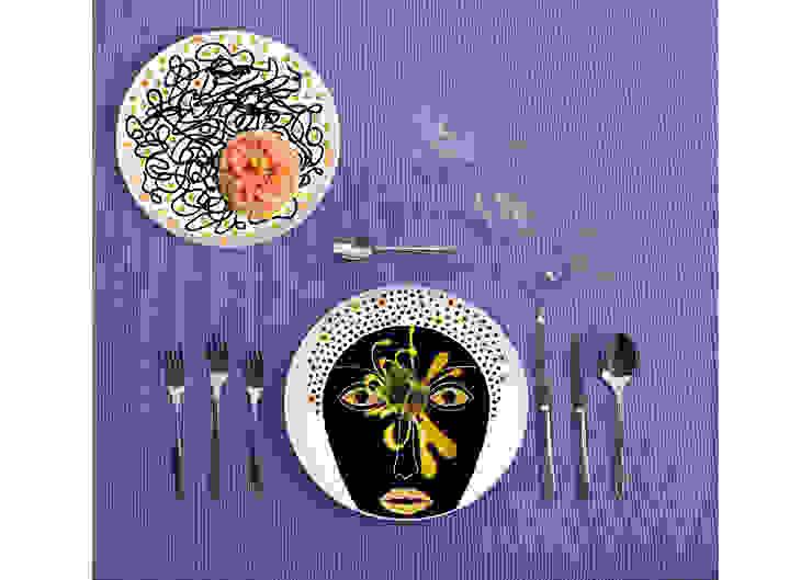 KIASMO :  tarz Yemek Odası,