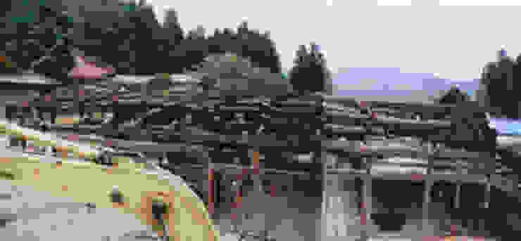 [民家移築再生]伊豆高原の家 の Gプランニングアソシエイツ