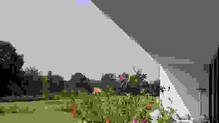 Prachtige villa op bijzonder landgoed in De Achterhoek Moderne tuinen van ARX architecten Modern