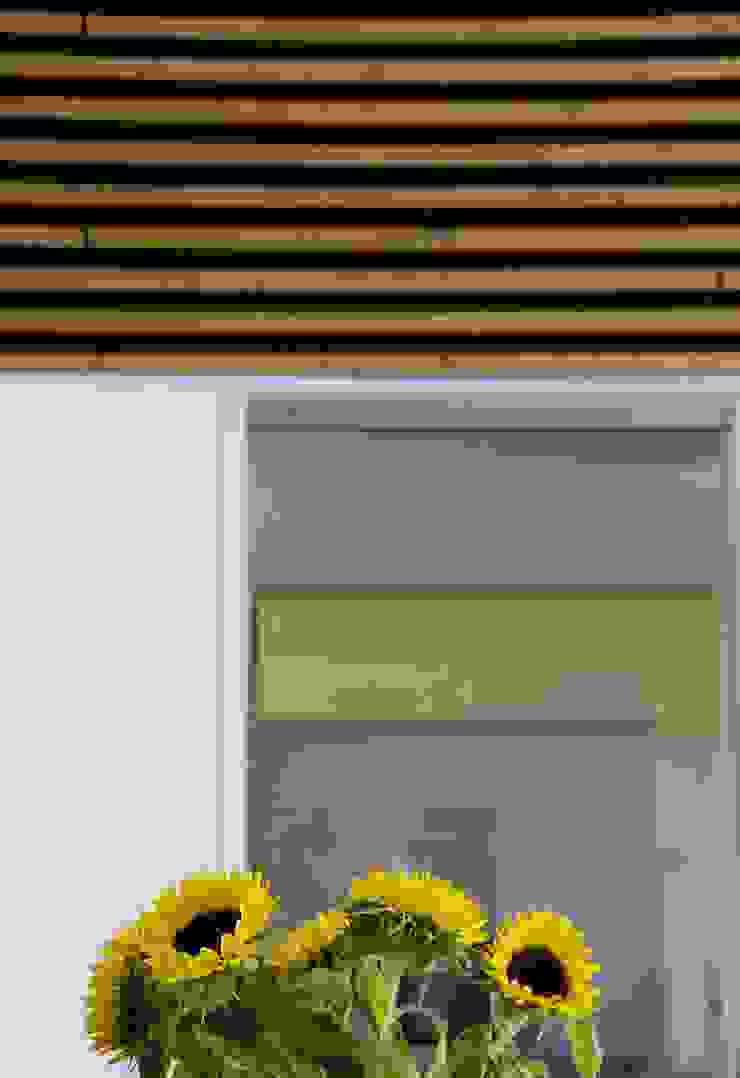 Prachtige villa op bijzonder landgoed in De Achterhoek Moderne gangen, hallen & trappenhuizen van ARX architecten Modern