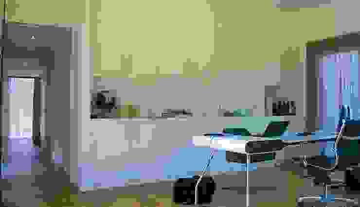 Prachtige villa op bijzonder landgoed in De Achterhoek ARX architecten Moderne studeerkamer