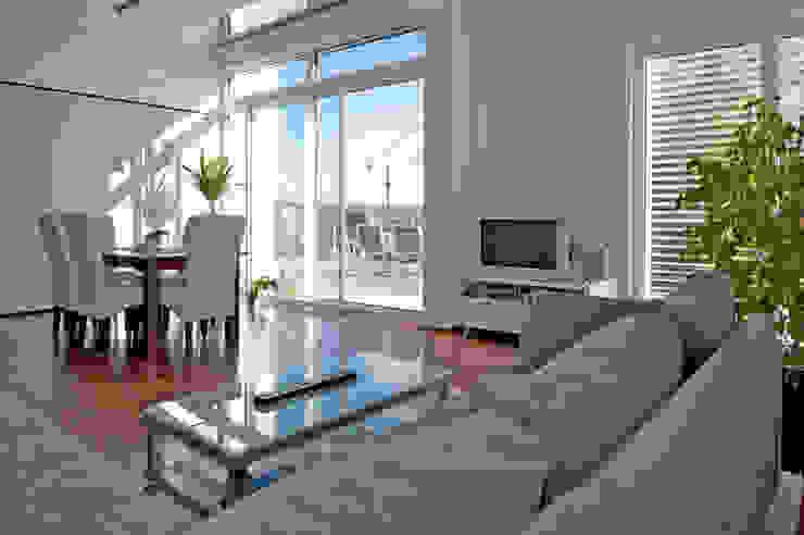 Living room by Hauptvogel & Schütt Planungsgruppe, Modern