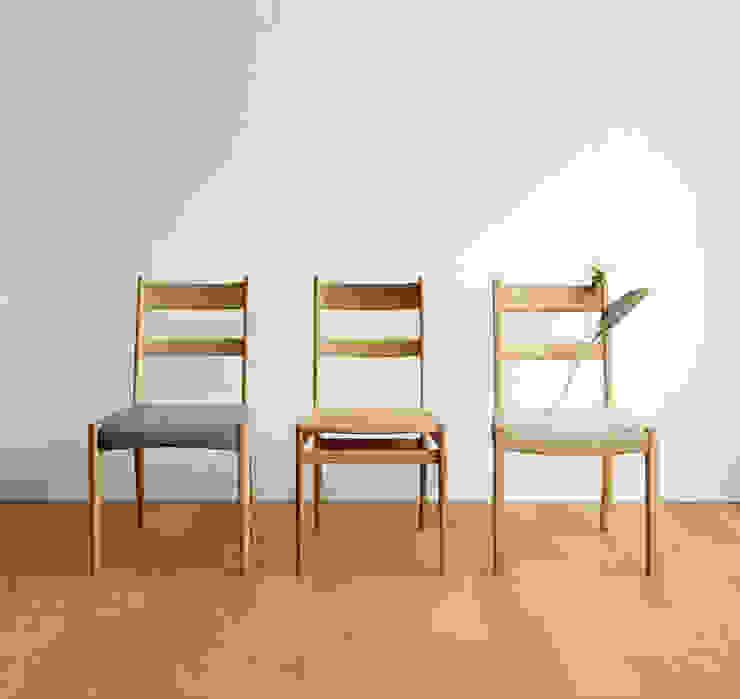 作品: 木の工房iwakaguが手掛けた現代のです。,モダン