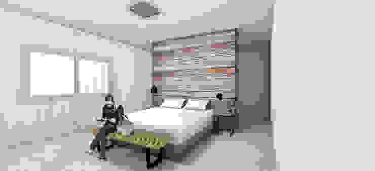 REMODELACIÓN ANNARATONE ELIZONDO Habitaciones modernas de ben arquitectos Moderno