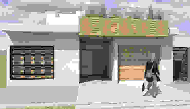 REMODELACIÓN ANNARATONE ELIZONDO Casas modernas de ben arquitectos Moderno