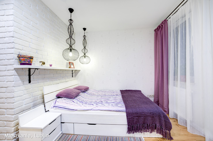 Rustic style bathroom by Auraprojekt Rustic