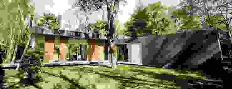 Casa AP 根據 Felipe Gonzalez Arzac 現代風