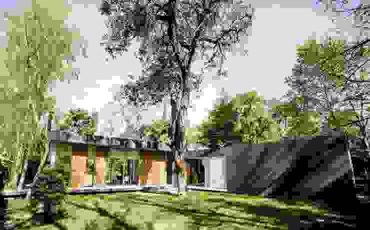 Houses by Felipe Gonzalez Arzac
