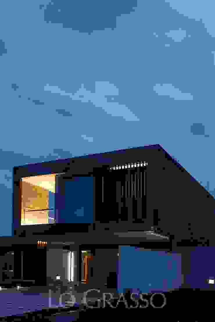 Casa MJ Casas modernas: Ideas, imágenes y decoración de Felipe Gonzalez Arzac Moderno