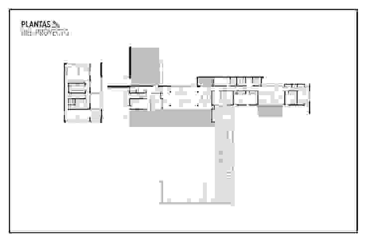 Casa MJ de Felipe Gonzalez Arzac Moderno