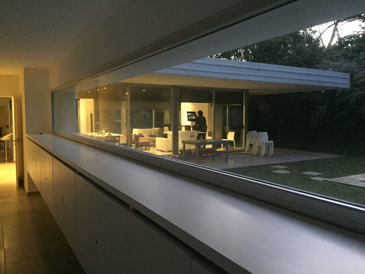 Casa Q2 Casas modernas: Ideas, imágenes y decoración de Felipe Gonzalez Arzac Moderno
