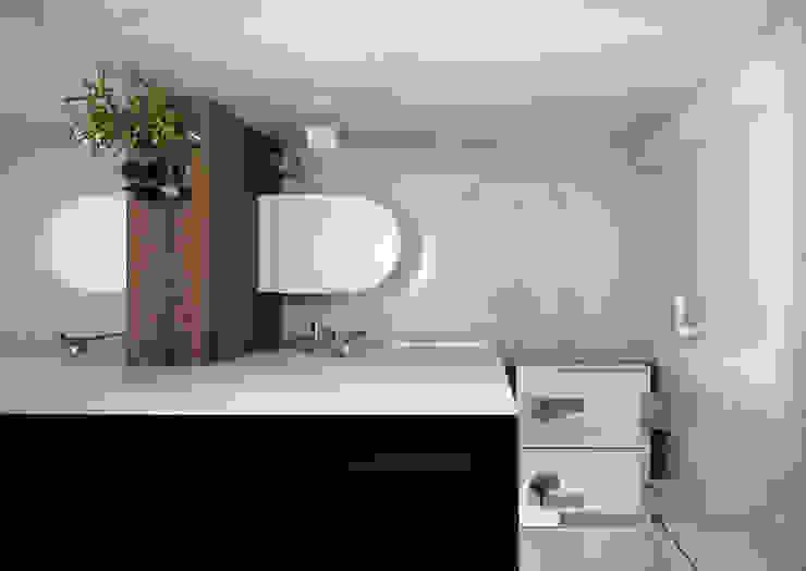 Minimalistische Badezimmer von GK DESIGN Minimalistisch