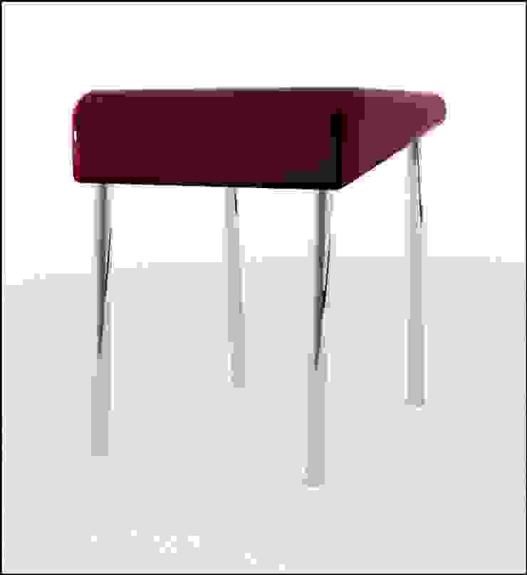 Inadapted chair por Joana Magalhães Francisco Minimalista Ferro/Aço