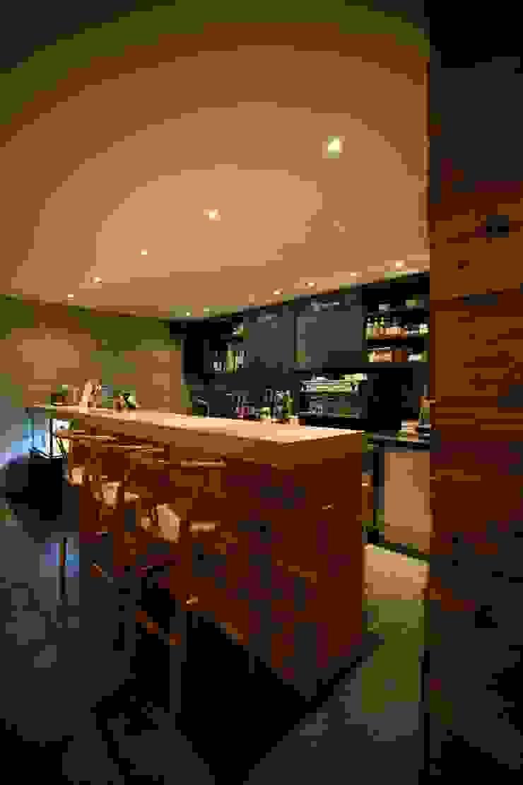 압구정 MAYISLAND(카페) by cref 크리프 모던