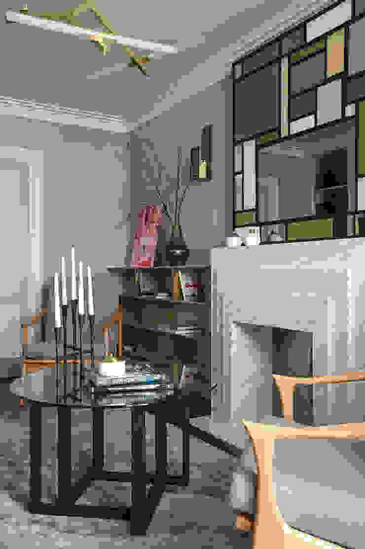 Salas de estilo ecléctico de Ekaterina Kozlova Ecléctico