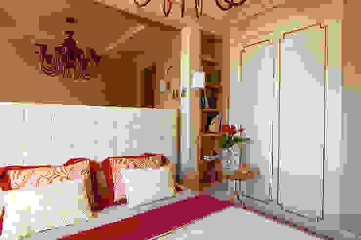 Project Fusion style Спальня в эклектичном стиле от Ekaterina Kozlova Эклектичный МДФ