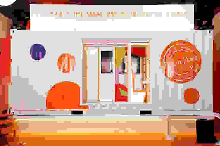 Room Mate Container by Teresa Sapey de Estudio de Arquitectura Teresa Sapey Minimalista