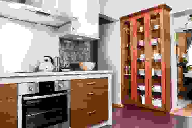 Kuchnia Klasyczna kuchnia od Viva Design - projektowanie wnętrz Klasyczny Drewno O efekcie drewna
