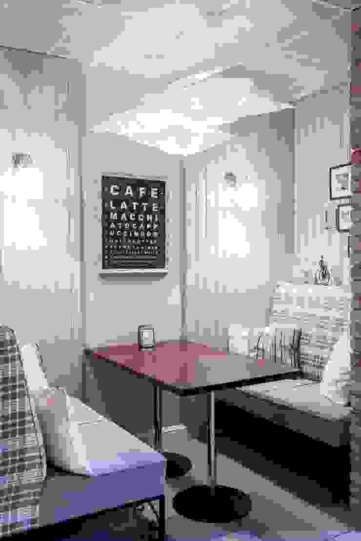 by Viva Design - projektowanie wnętrz Eclectic Wood Wood effect