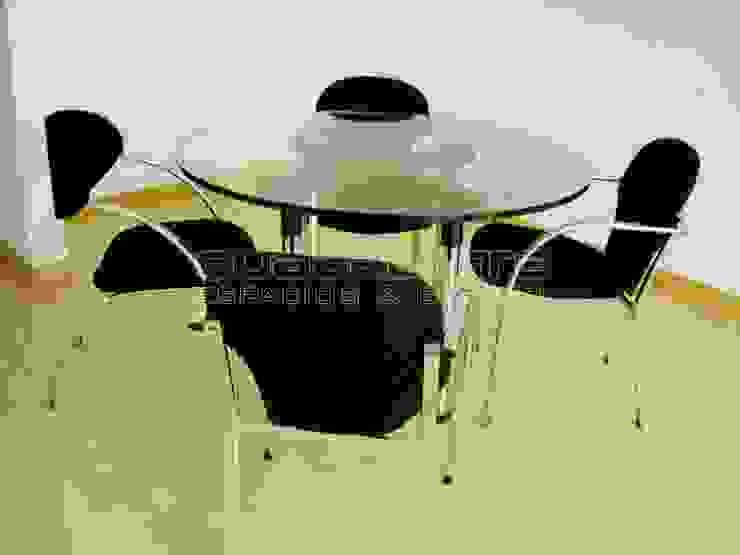 Mobiliario de reunión de Quadrante Espacios y Diseño Ltda Ecléctico