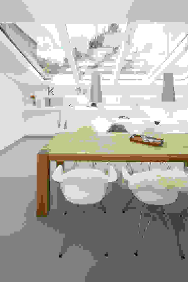 Karl Kaffenberger Architektur | Einrichtung 现代客厅設計點子、靈感 & 圖片