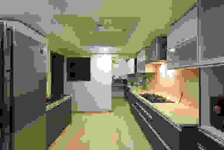 Spaces and Design Modern Kitchen