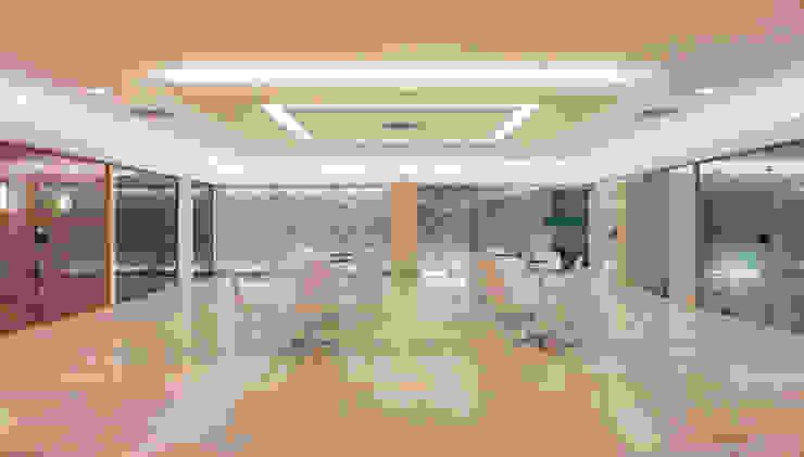 Galeria Central Ipanema Shopping Centers modernos por DG Arquitetura + Design Moderno