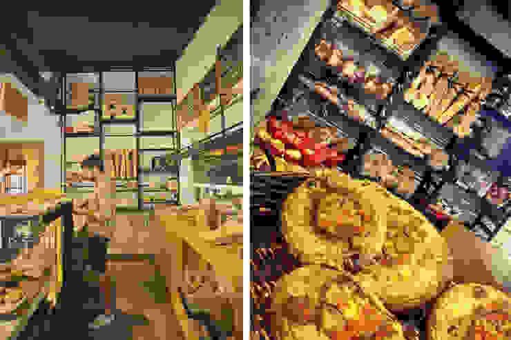 Nomada Design Studio Gastronomy