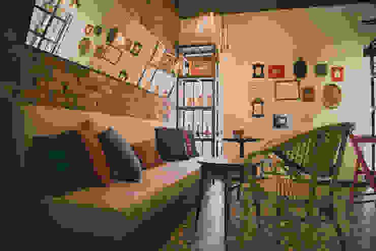 Nomada Design Studio Rustic style gastronomy