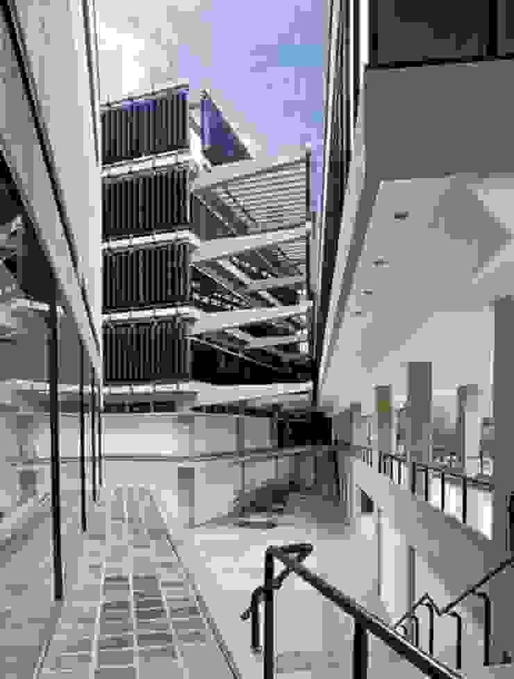 Planta de Vacunas del Instituto Nacional de Higiene <q>Rafael Rangel</q> de PA - Puchetti Arquitectos Tropical