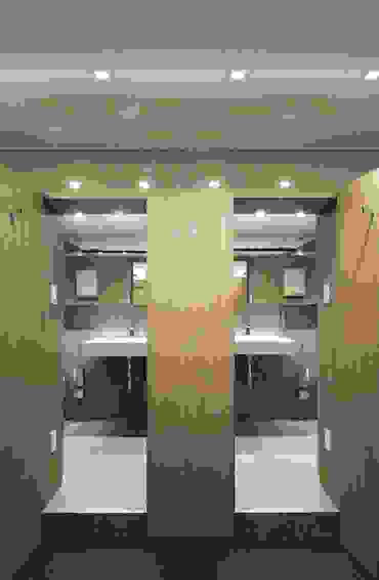Oficina 28, Torre Credicard PA - Puchetti Arquitectos Oficinas de estilo minimalista