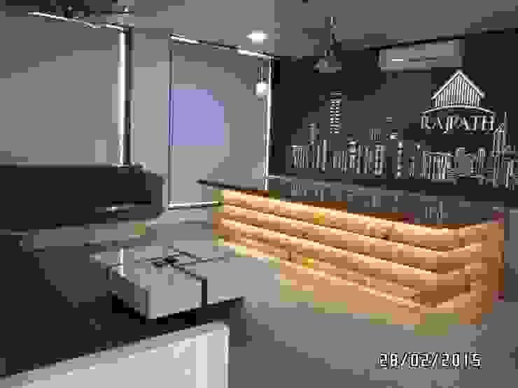 Office Interior: modern  by JNS Design,Modern MDF