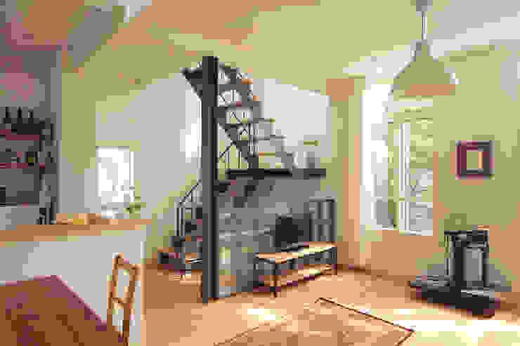 フレーバーハウス: こぢこぢ一級建築士事務所が手掛けたです。