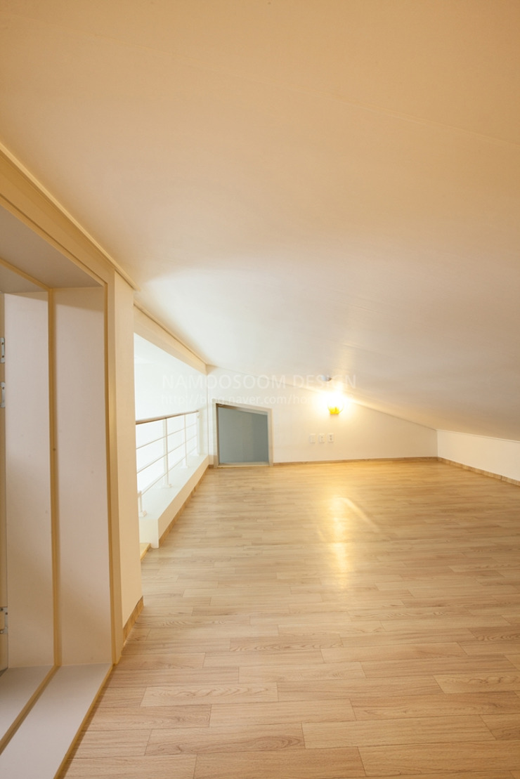 나무숨인테리어 Modern Living Room