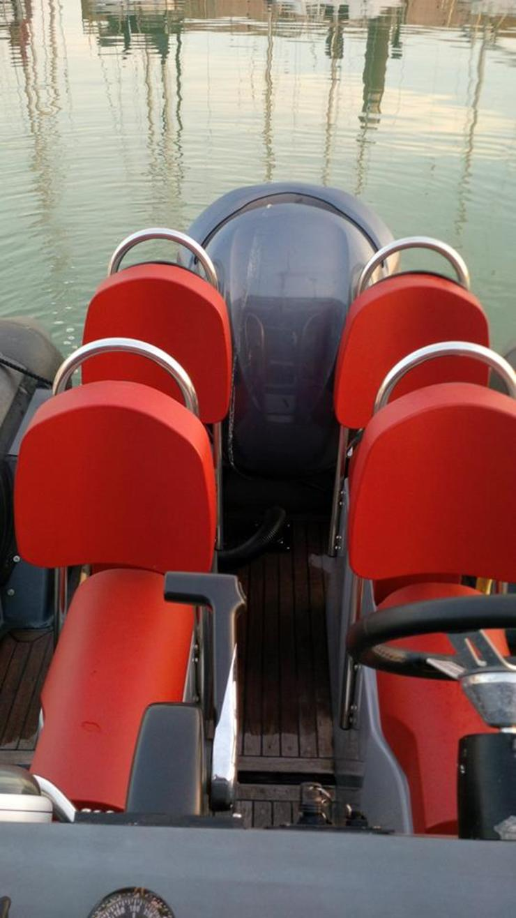 ボートシート: sixinch JAPANが手掛けた折衷的なです。,オリジナル